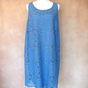 NWT Summery Tacera Lace Swing Dress Size 2X
